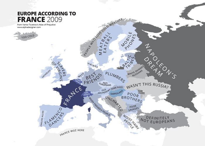 europe via france