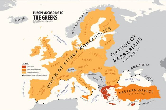 europe via grece