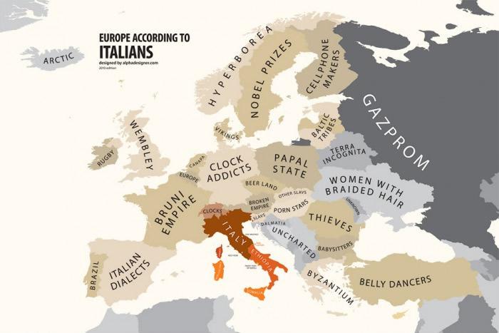 europe via italie