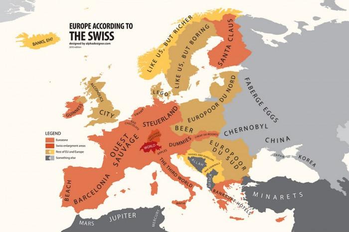 europe via suisse