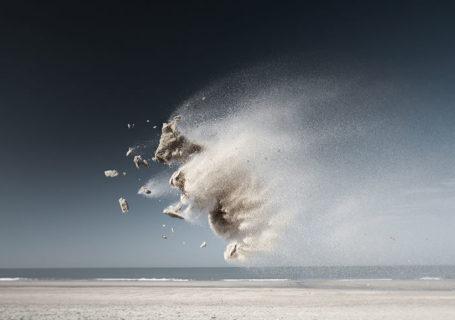 Photographie : Les créatures de Sable par Claire Droppert 1