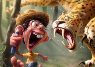 Illustrations : Les meilleures illustrations de Tiago Hoisel