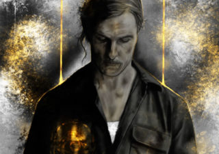 Illustration : 32 fanarts de True Detective 1