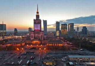 Timelapse - Warsaw 24H