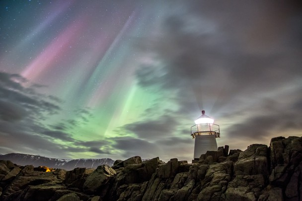 Laukvik Lighthouse, Lofoten Islands, Norway - Kenneth Schoth