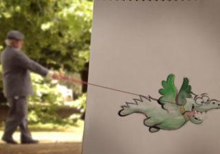 Lila : Court métrage liant film et illustration 1