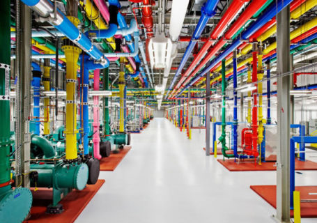Les photos d'un Data Center Google 3