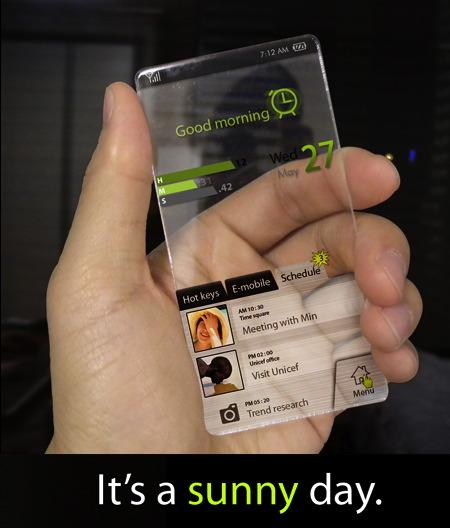 portable du futur