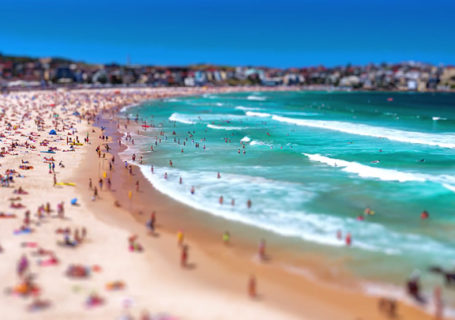 Timelapse : Tiny Sydney 11