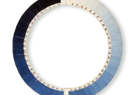 Cyanomètre, l'outil pour mesurer la couleur du bleu du ciel 11