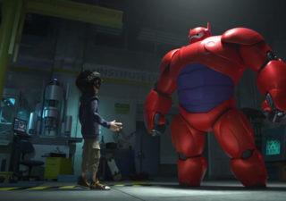 Bande annonce HD Big Hero 6 du prochain Disney-Marvel