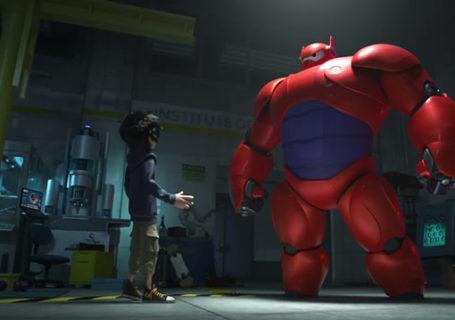 Bande annonce HD Big Hero 6 du prochain Disney-Marvel 11