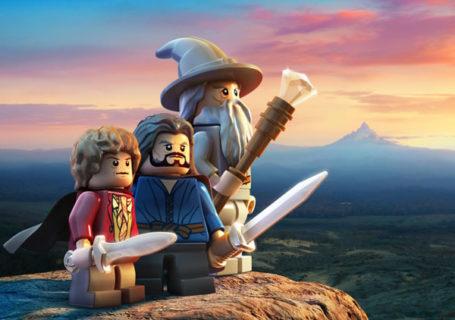 Illustration 3D : LEGO - The Hobbit 10