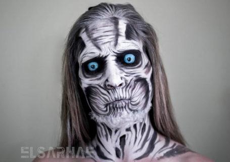 Les superbes maquillages Cosplay d'Elsa Rhae 3