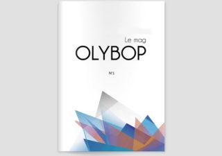 La Mag papier sur actualité Design, graphisme et photos avec Olybop - Numéro 4 1