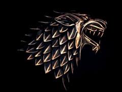 Création du vrai emblème des Stark - Game of thrones 1