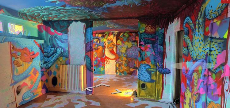 google-streetart-project