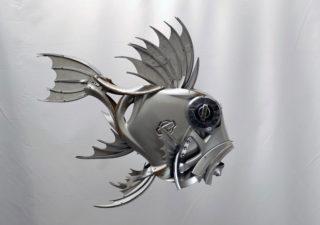 Sculptures : Les enjoliveurs ont une seconde vie 1