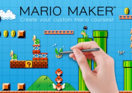 Mario Maker - Générez votre propres niveaux de Mario 3