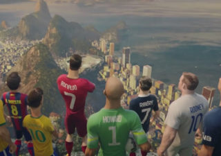 Court métrage Nike - The last game - coupe du monde 2014