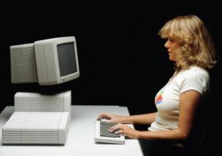 Les vieux prototypes Apple des années 80