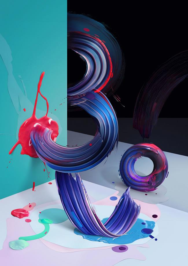 Typographie-3D-Pawel-Nolbert-3