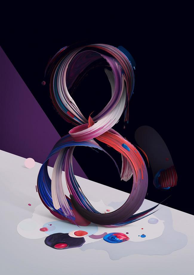 Typographie-3D-Pawel-Nolbert-7