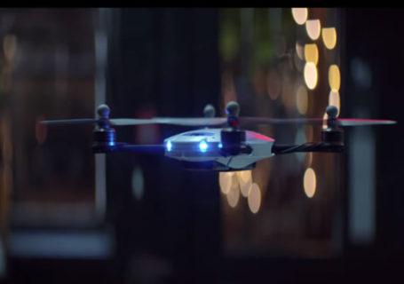 Amazing in Motion - Publicité avec des drones 7
