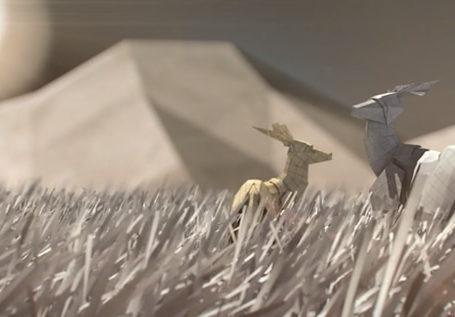 Paperworld - Très beau teaser pour un monde en papier 1