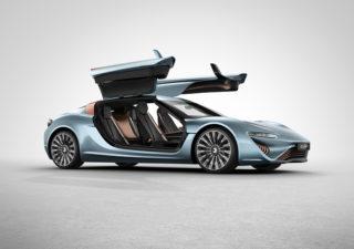 Automobile Quant e-Sportlimousine