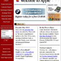 A quoi ressemblaient la première version des 8 plus gros sites ?