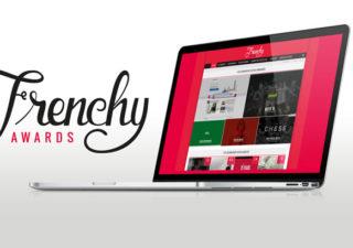 Frenchy Awards, le site qui aime les webdesigners français 1