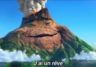 Lava - Extrait du prochain court-métrage Pixar