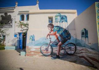 Djerbahood : Une ville dédiée au Street Art avec 150 artistes 1