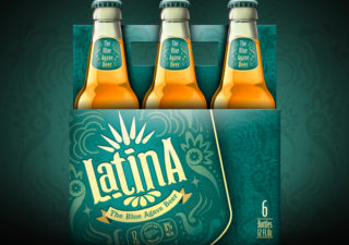Brand Identity : La bière AgavA & Latina