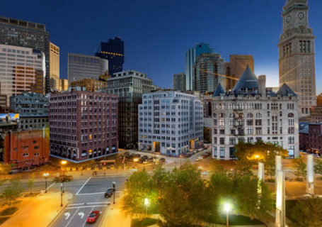 Timelapse superposé : Boston Layer-Lapse par Julian Tryba 6