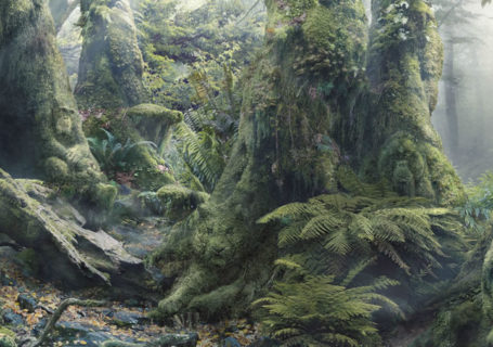 Botanimal - Illusions d' animaux dans la foret pour WWF 1