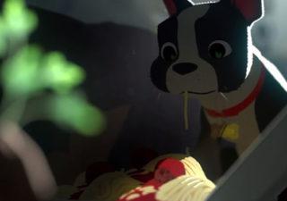 Disney : Les premières images du court-métrage Le Festin