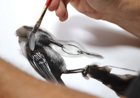 Peindre avec du feu - Spazuk 1