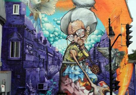 100 streetart design créatifs – Vol 19 11