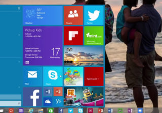 [Dossier] Le webdesign de Windows 10 1