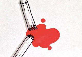 Les hommages dessinés à Charlie Hebdo 1