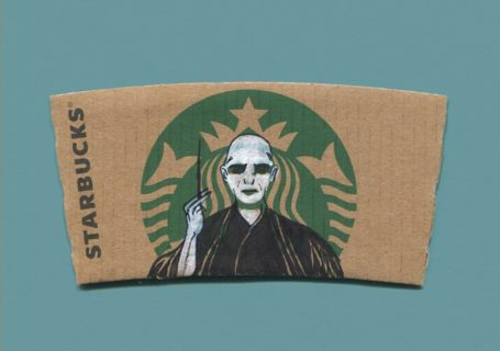 Les verres Starbuck version Pop Culture 9