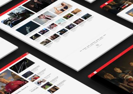 Webdesign : Un concept de redesign de Youtube 11