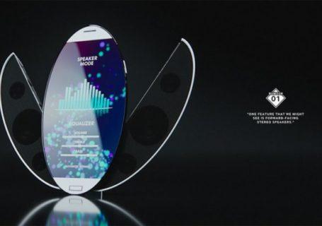 Concept : Samsung Parodie les rumeurs du prochain Téléphone 1