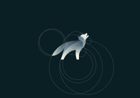 La création de Logo avec des cercles de Tom Anders 12