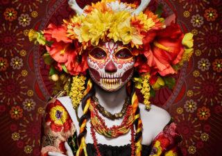 Las Muertas : Les magnifiques costumes du jour des morts 1