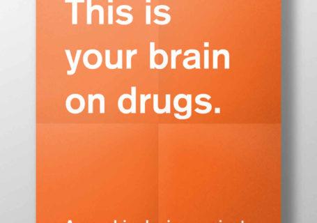 Posters minimalistes de votre cerveau sous drogue 7