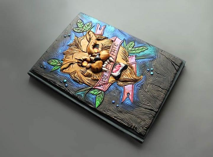 les couvertures de livres en relief par aniko kolesnikova olybop. Black Bedroom Furniture Sets. Home Design Ideas