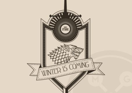15 logos de séries et films revisités style rétro 5